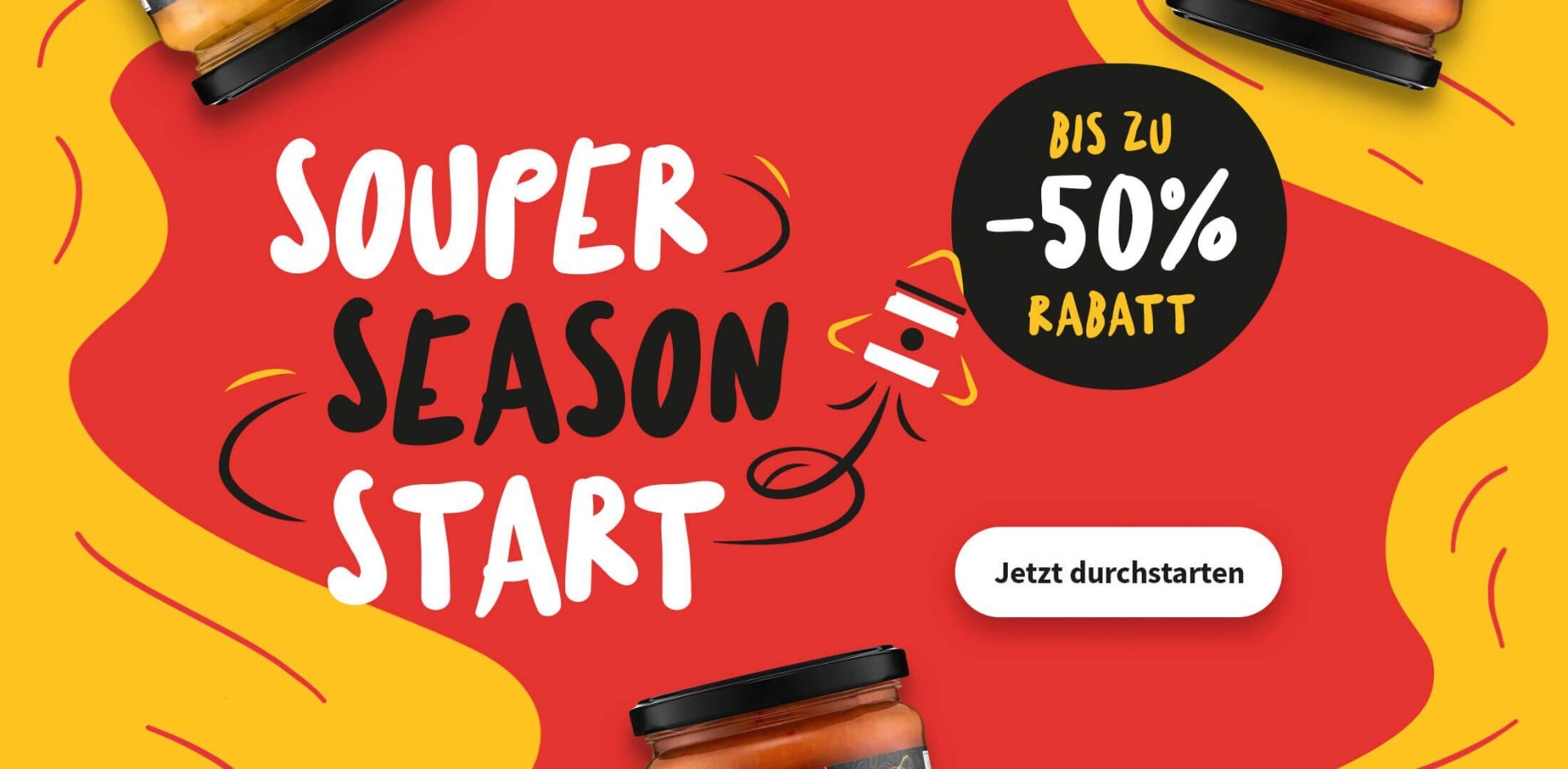 Souper Season Start