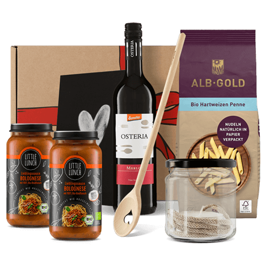 Date Night Box Lieblings Italiener
