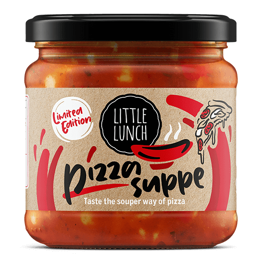 Pizza Suppe