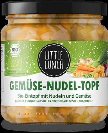 Gemüse-Nudel-Topf